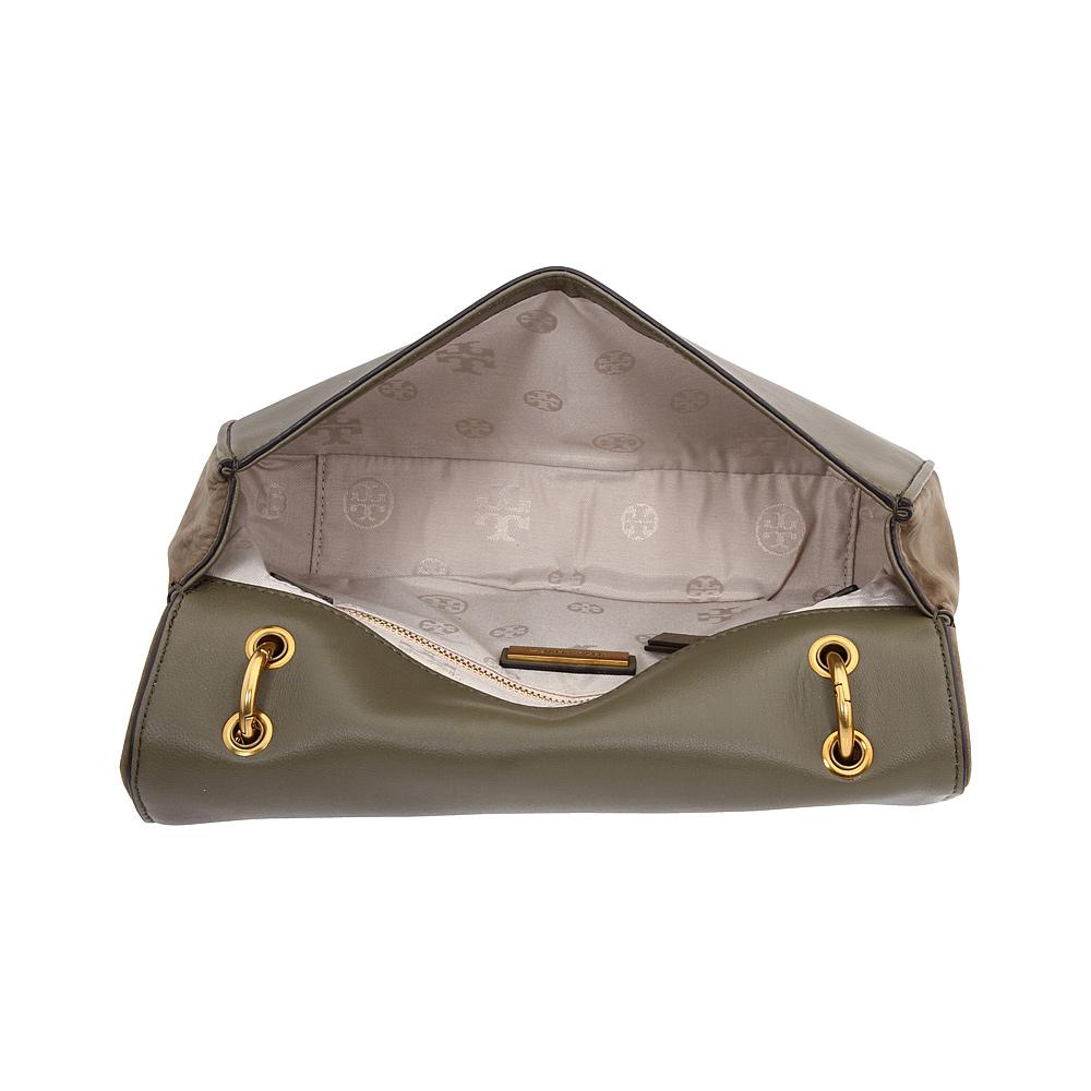 9c0626c4a5 Tory Burch Alexa Ladies Medium Suede Shoulder Bag 41486312 ...