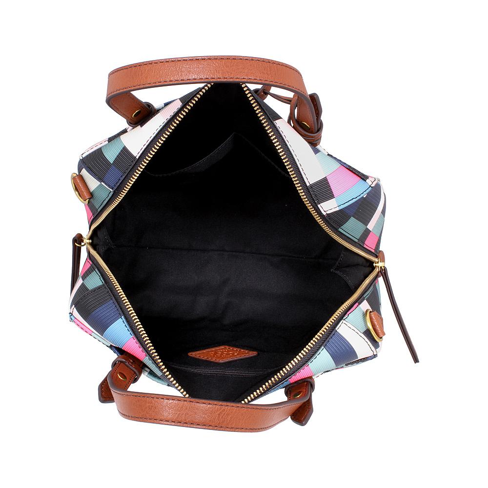 Satchel Handbag Fossil Rachel Pvc Zb7314997 Medium Ladies xWrdBeCQo