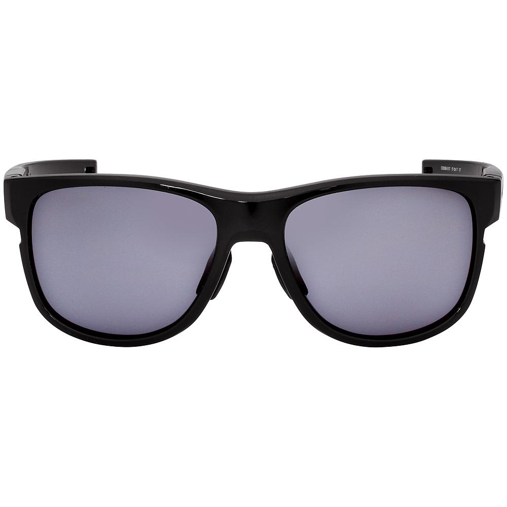 83a67de185 Details about Oakley Crossrange Plastic Frame Grey Lens Unisex Sunglasses  0OO9369936901