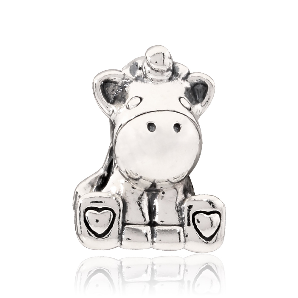 debc41c03 Pandora Bruno The Unicorn Sterling Silver Charm 797609 5700302690606 ...