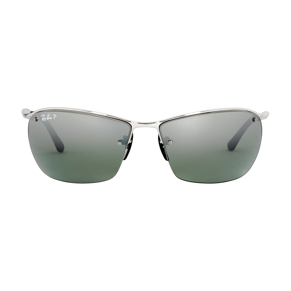 9cab9616d1 Details about Ray Ban Chromance Metal Frame Grey Lens Sunglasses Rb3544