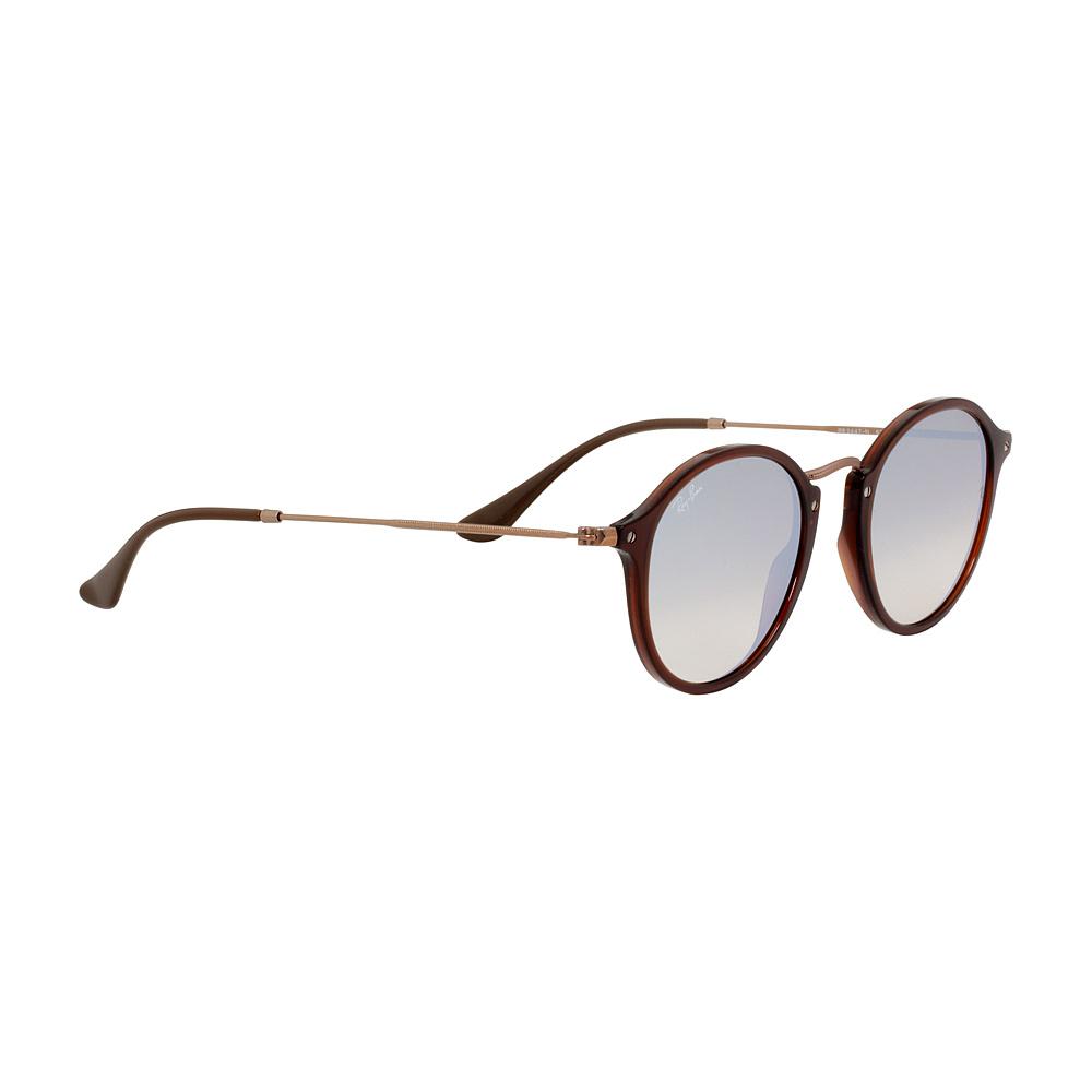 Ray-Ban Silver Lens Propionate Frame Sunglasses RB2447N 3