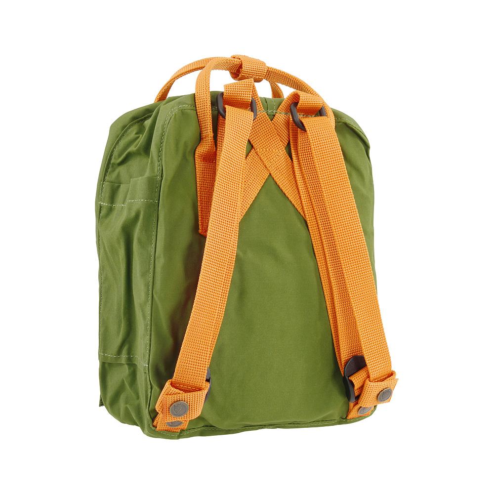 d61c273fc89 Fjallraven Kanken Mini Kids Small Two Tone Vinylon Fabric Backpack 23561615