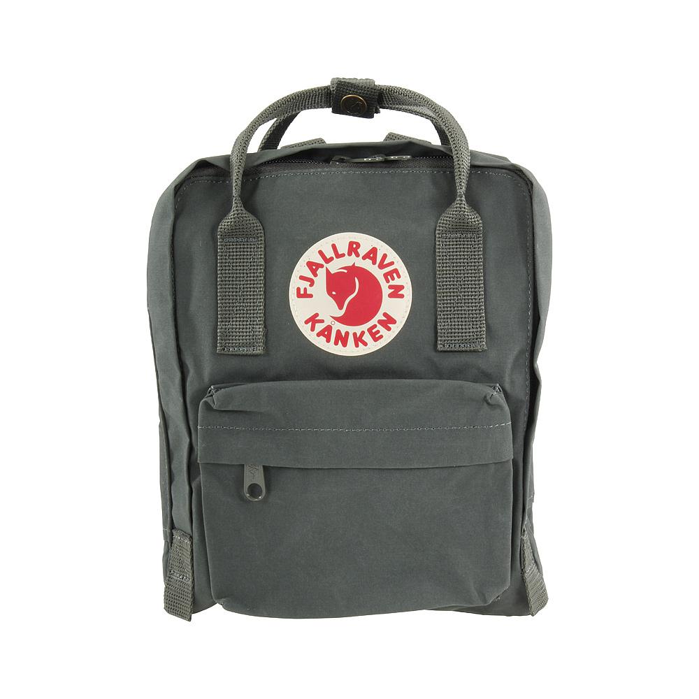 33ad9e65e61 Fjallraven Kanken Mini Kids Small Green Vinylon Fabric Backpack 23561660