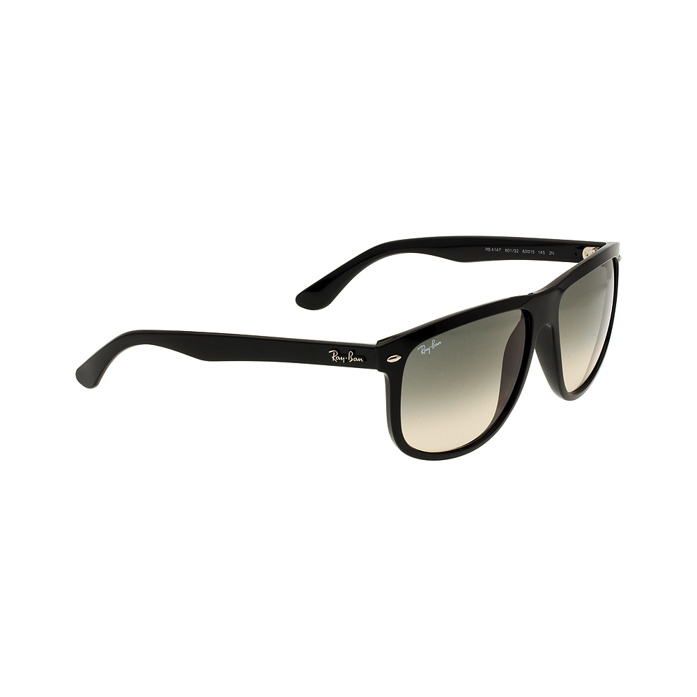 d2ef67ae219 Details about Ray-Ban Nylon Frame Light Grey Gradient Lens Men s Sunglasses  RB4147